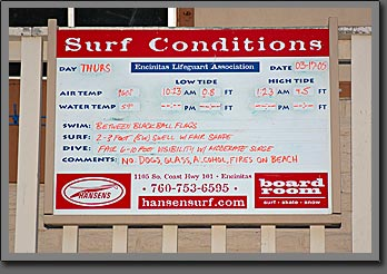 Surf Conditions