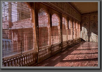 Bikaner palace India picture